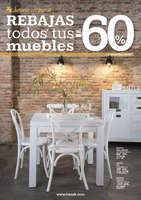 Ofertas de Banak Importa, Rebajas todos tus muebles al -60% - Valladolid