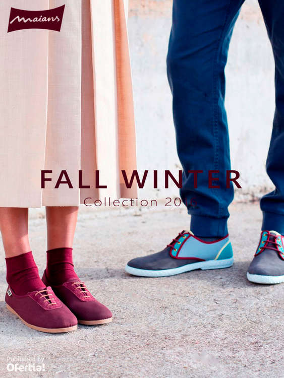 Ofertas de Maians, Fall Winter - Collection 2016