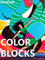 Ofertas de Geox, Color Blocks