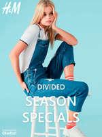 Ofertas de H&M, Seasons Specials