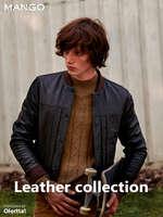 Ofertas de Mango Man, Leather Collection