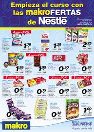 Makrofertas de Nestlé