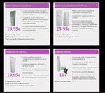 Ofertas de Opencel, Productos de cosmética