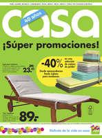 Ofertas de CASA, ¡Súper promociones!