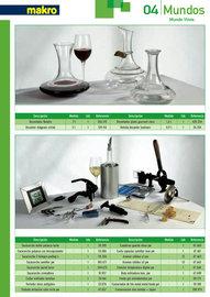 Catálogo mundo