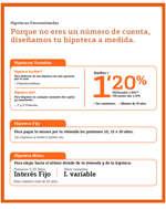 Ofertas de Bankinter, Hipotecas Personalizadas Bankinter