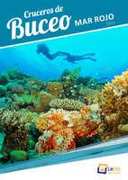 Ofertas de Linea Tours, Buceo en el Mar Rojo 2016