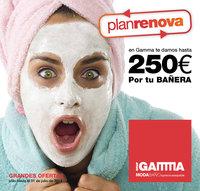Plan Renova. Hasta 250€ por tu bañera