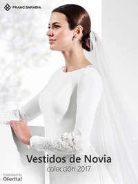 Vestidos de Novia. Colección 2017