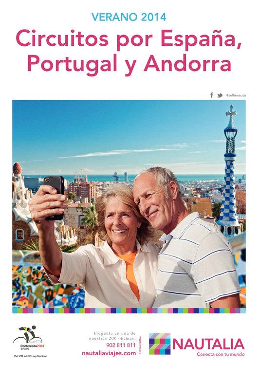 Ofertas de Nautalia, Circuitos: España-Portugal-Andorra
