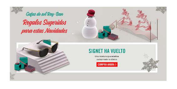 Ofertas de Gafas Wave, Sugerencias Navidad