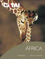 Ofertas de Catai, África