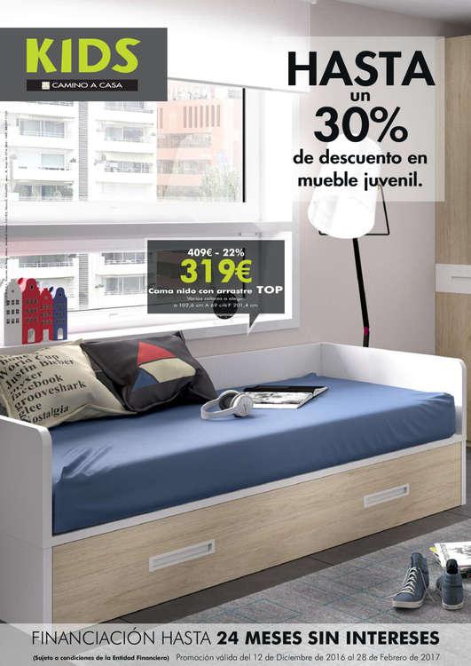 Comprar cama nido barato en legan s ofertia - Camino a casa fuenlabrada ...