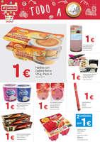 Ofertas de Supermercados El Jamón, Especial todo a 1€