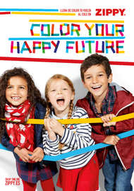 Color your happy future