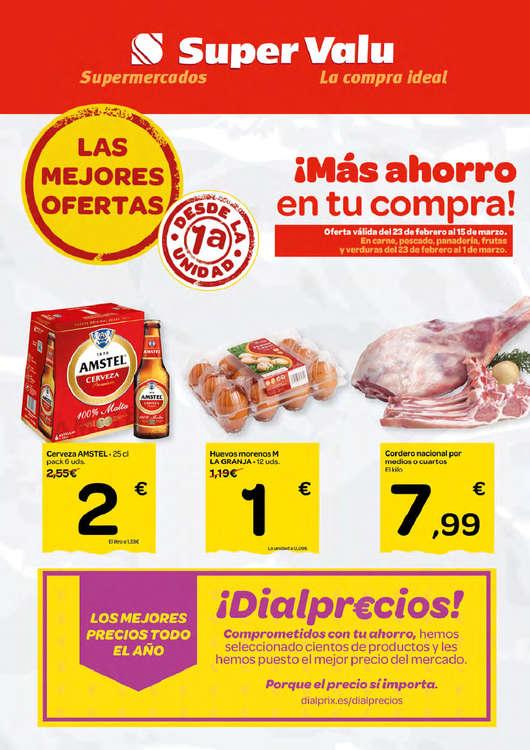 Ofertas de Super Valu, ¡Más ahorro en tu compra!