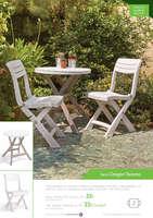 Ofertas de Bricor, Guía mueble jardín 2016