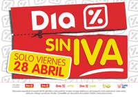 Día Sin IVA - Solo Viernes 28 de Abril