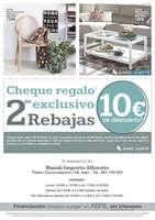 Ofertas de Banak Importa, Segundas Rebajas -65% - Albacete