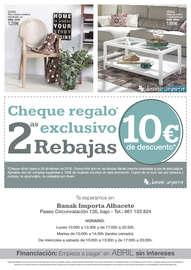 Segundas Rebajas -65% - Albacete