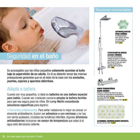 Leroy merlin duchas ofertas y cat logos destacados ofertia for Guia pasacables leroy merlin