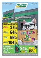 Ofertas de Feu Vert, Feu Vert Septiembre Madrid
