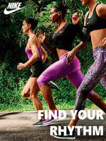 Ofertas de Nike, Find your rhythm
