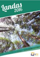 Ofertas de Linea Tours, Landas 2016