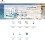 Ofertas de Equivalenza, Spa minerals