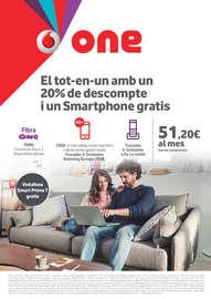 El tot-en-un amb 20% de descompte i un Smartphone gratis
