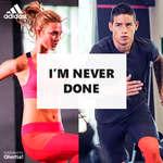 Ofertas de Adidas, I'm never done