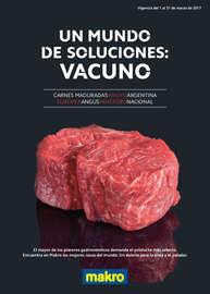 Un mundo de soluciones: vacuno