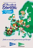 Ofertas de El Corte Inglés, Alimentos de Europa
