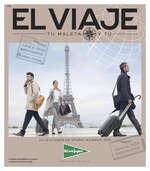 Ofertas de El Corte Inglés, El viaje tu maleta y tú