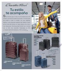 El viaje tu maleta y tú