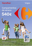 Carrefour Viajes: Campamentos verano