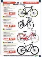 Ofertas de El Corte Inglés, #Ya soy biker. Catálogo 2015