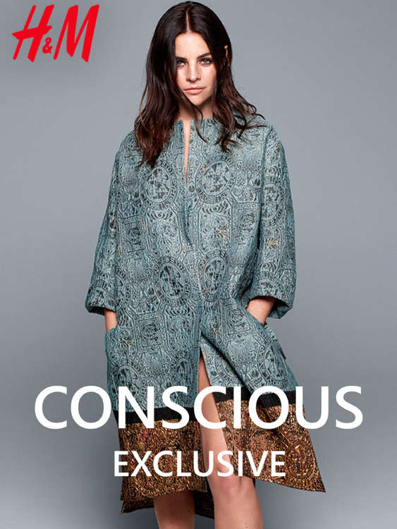 Ofertas de H&M, Conscious Exclusive