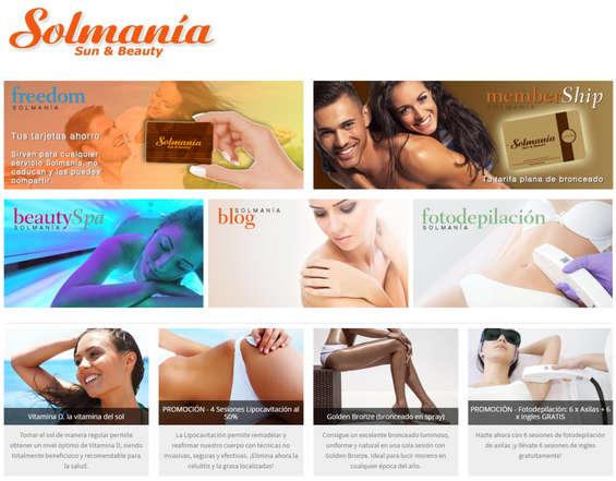 Ofertas de Solmanía, Promociones