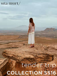 Tender trip. Collection SS16