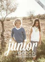Ofertas de GOCCO, Catálogo junior- Spring Summer 2016