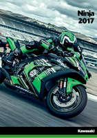 Ofertas de Kawasaki, ninja_brochure_2017_es-web