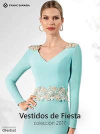 Vestidos de Fiesta. Colección 2017