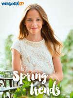 Ofertas de Mayoral, Spring Trends - Colección Junior