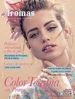 Ofertas de Perfumerías Aromas, Color terapia en primavera
