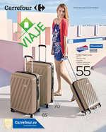 Ofertas de Carrefour, Viaje