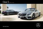 Ofertas de Mercedes-Benz, Clase S Coupé Cabrio