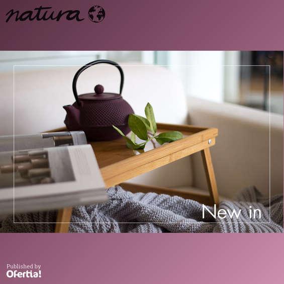Ofertas de Natura, Nuevo hogar