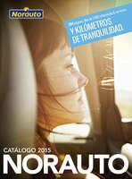 Ofertas de Norauto, Catálogo 2015 Norauto