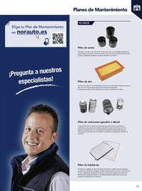 Catálogo 2015 Norauto